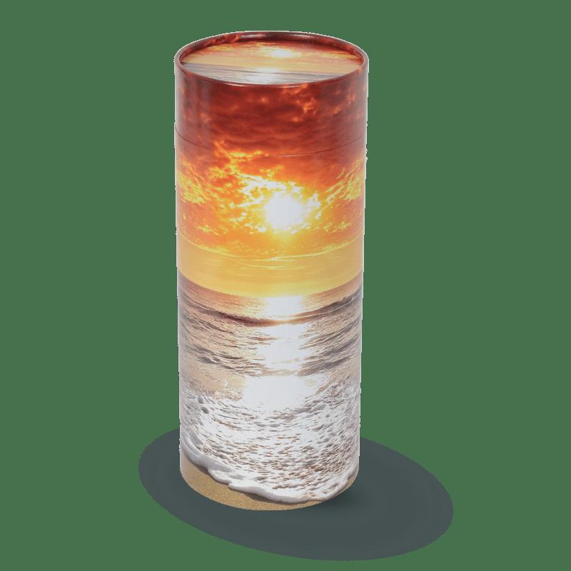 Urne sunset