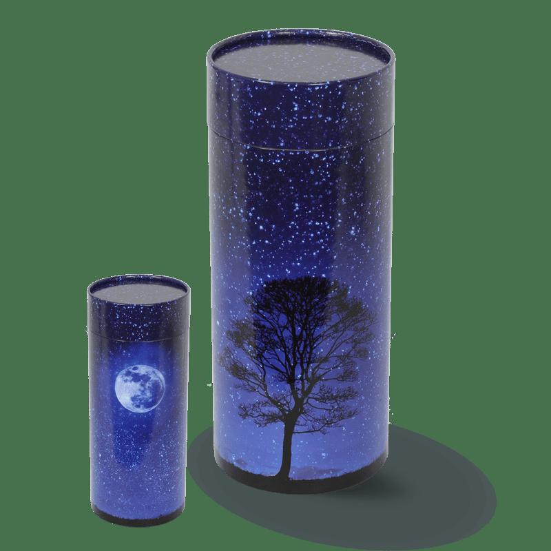 Urne nuit étoilée
