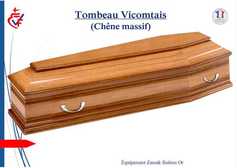Tombeau Vicomtais