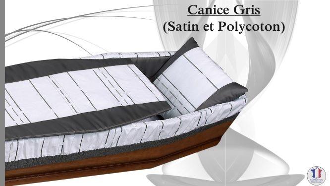 capiton CANICE GRIS